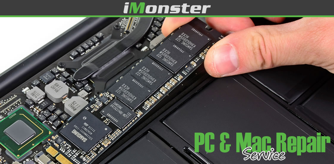 Mac & PC Repair Service
