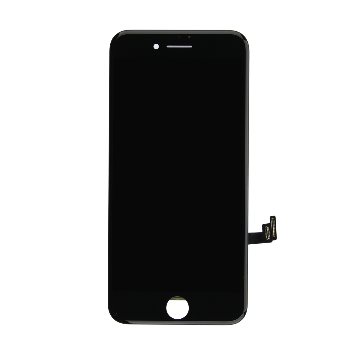 iphone 7 premium lcd screen digitizer assembly black iphone replacements parts repair. Black Bedroom Furniture Sets. Home Design Ideas